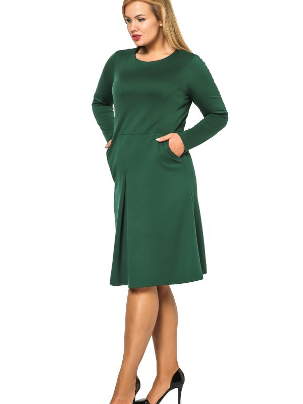 Alice dress green