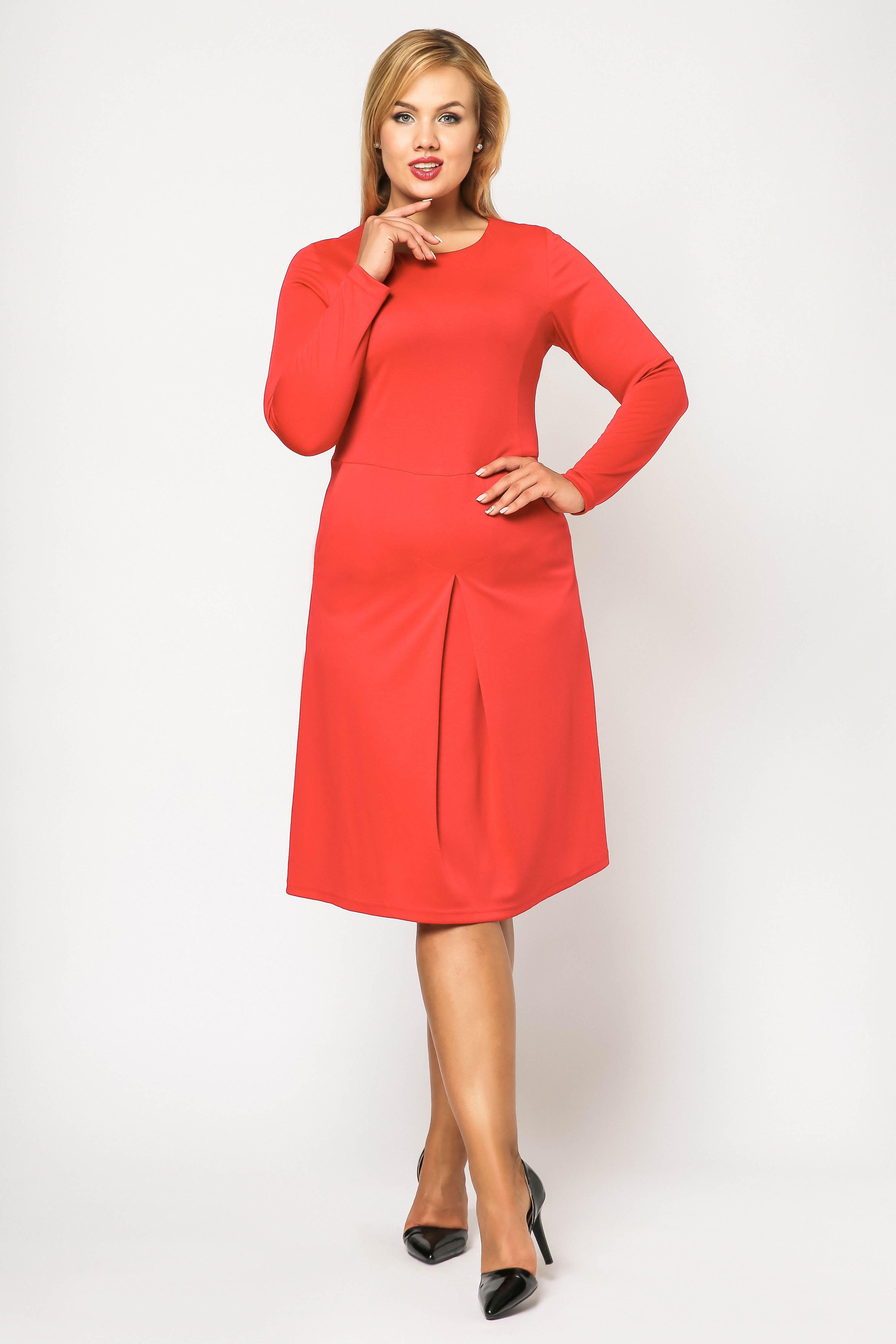 Sukienka Alice czerwona