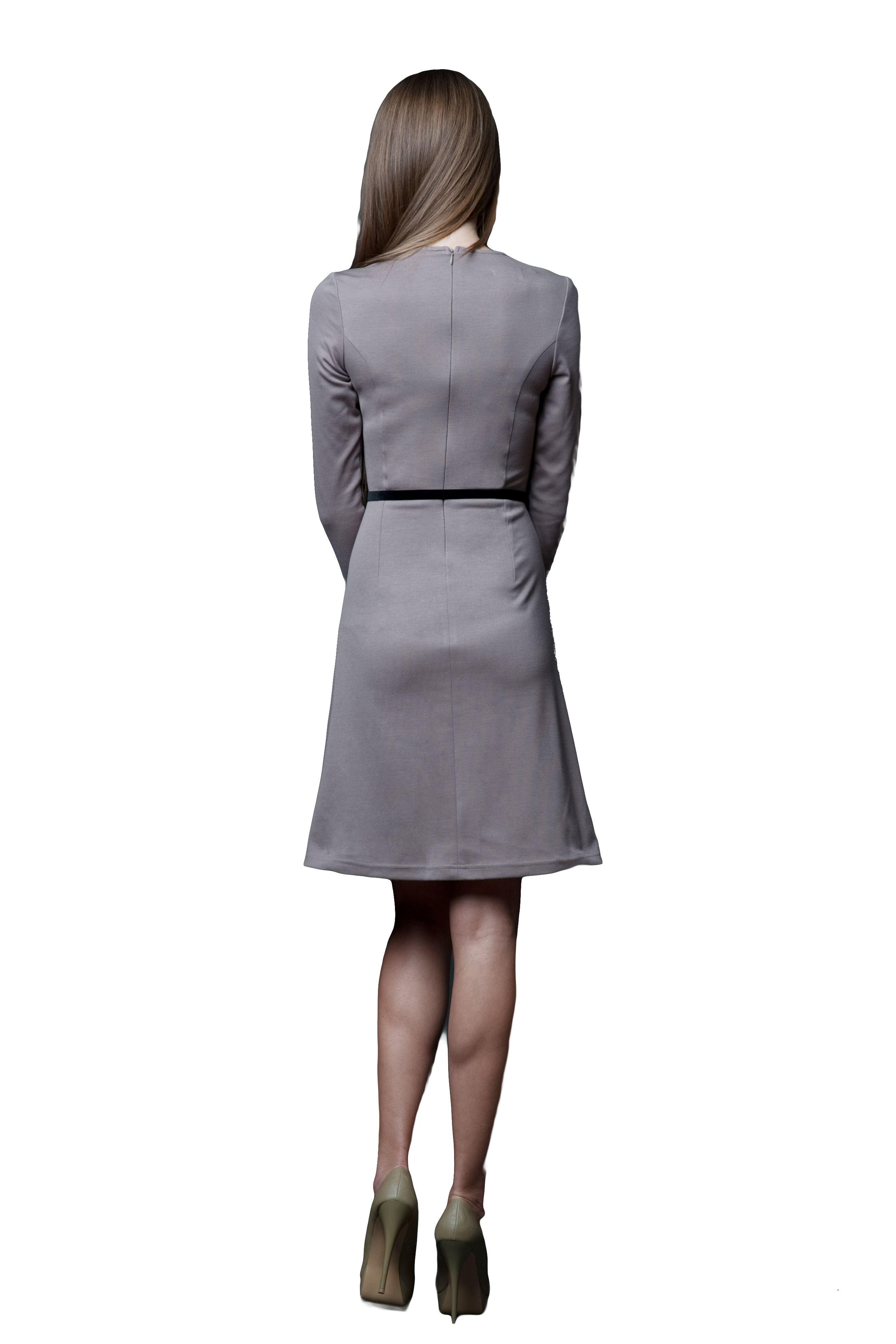 Sukienka Angela w kolorze beżowym