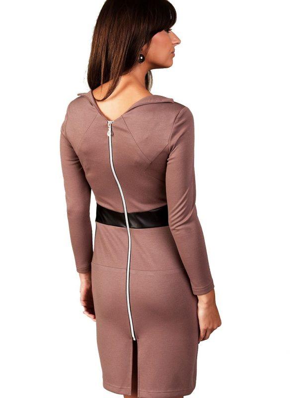 Beige Astrid dress