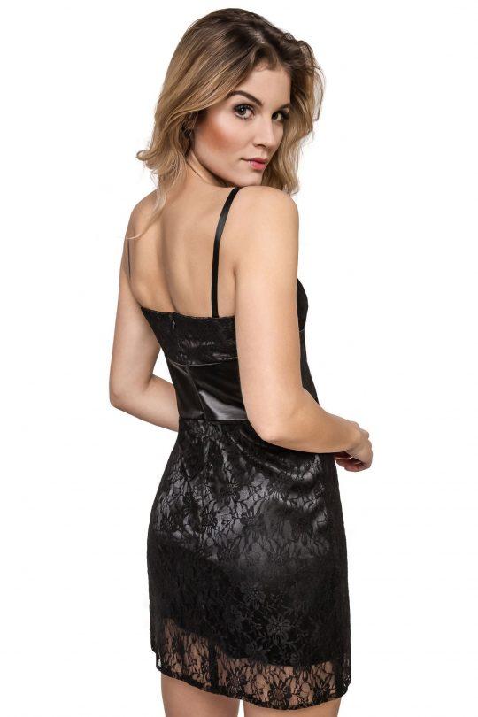 Sukienka Bella w kolorze czarnym