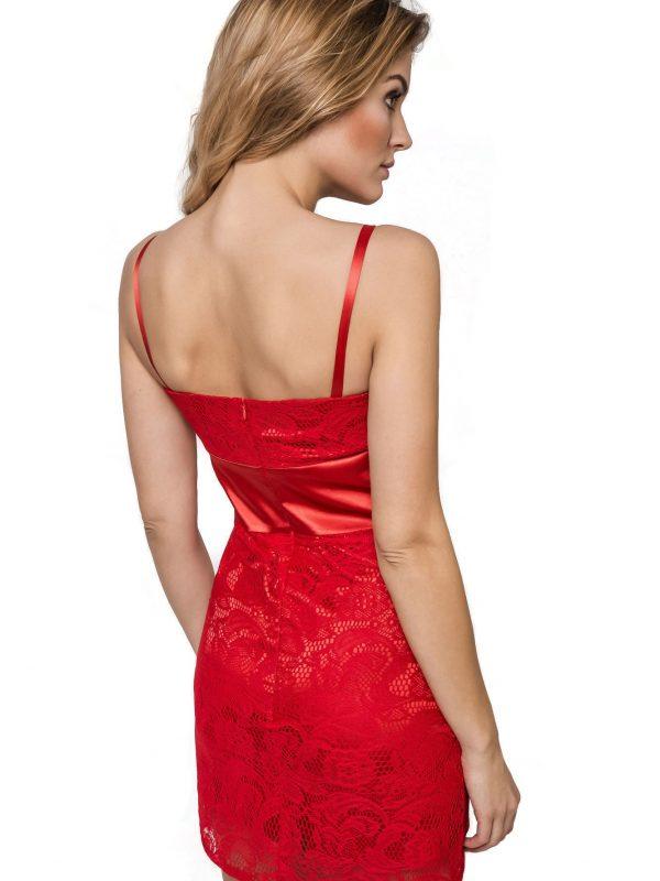 Sukienka Bella w kolorze czerwonym