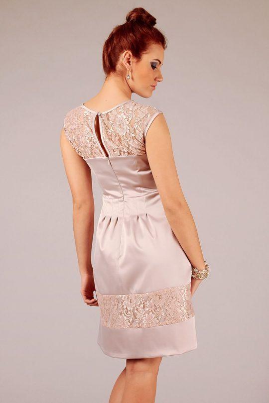 Sukienka Chiara w kolorze beżowym