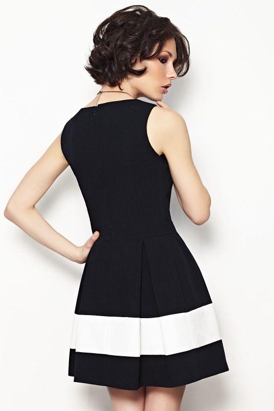 Sukienka Elodie w kolorze szarym
