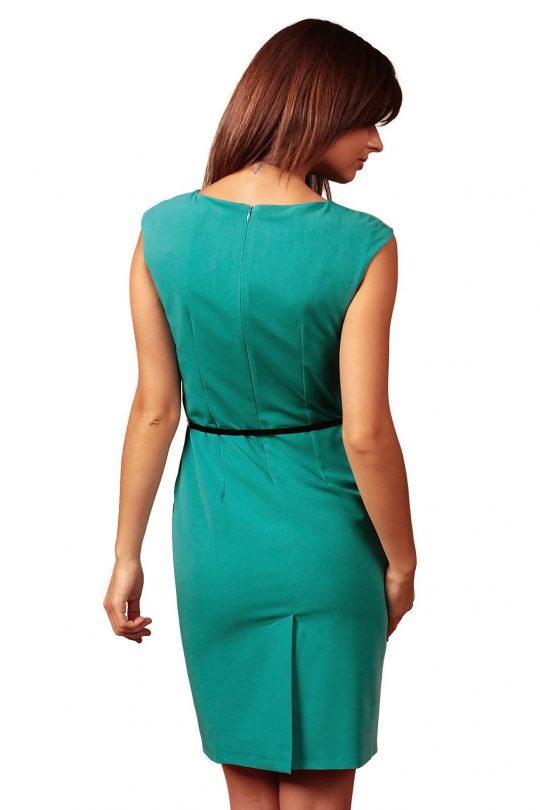 Sukienka Estera w kolorze turkusowym