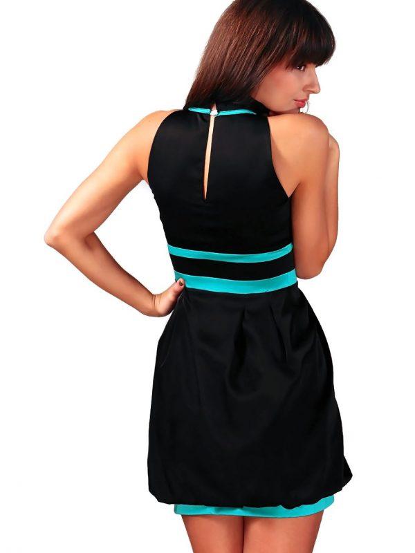 Sukienka Jacqueline w kolorze czarnym