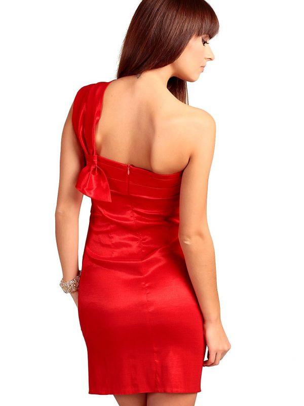 Sukienka Kaja w kolorze czerwonym