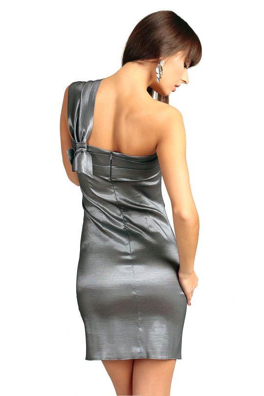 Sukienka Kaja w kolorze srebrnym