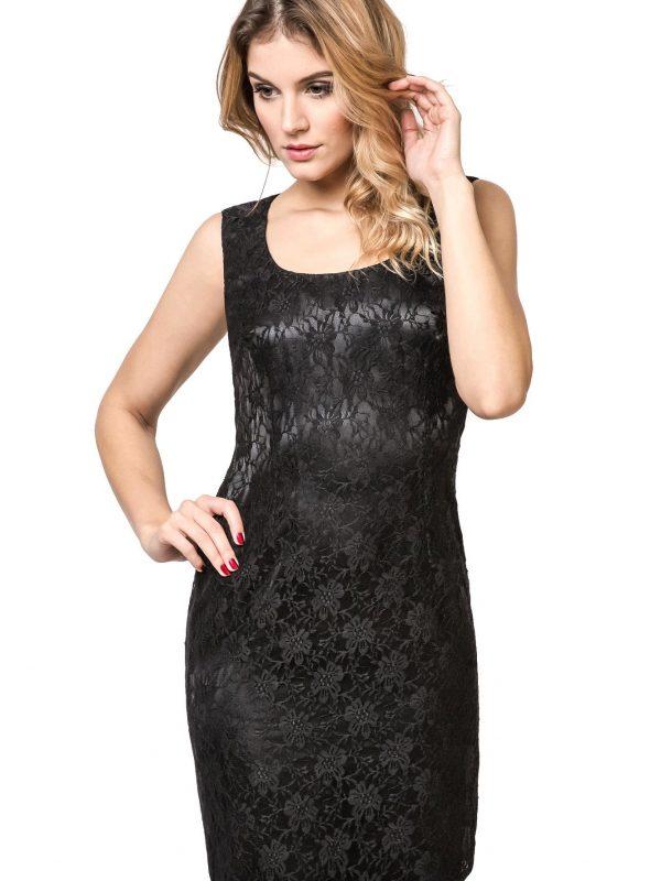 Sukienka Maja w kolorze czarnym