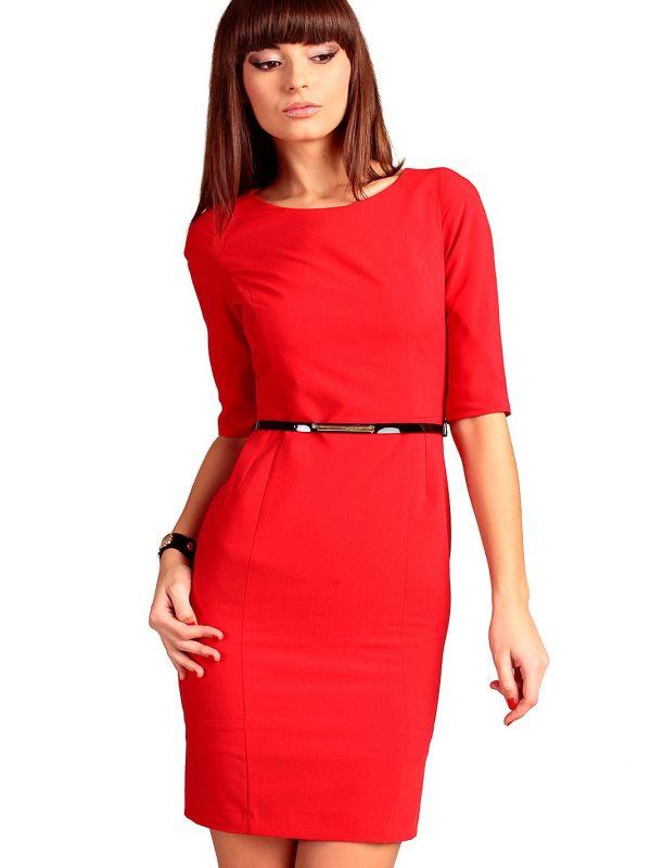 Sukienka Marina w kolorze czerwonym