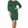 Sukienka Melanie zielona