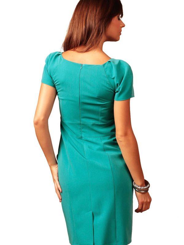Sukienka Michelle w kolorze turkusowym
