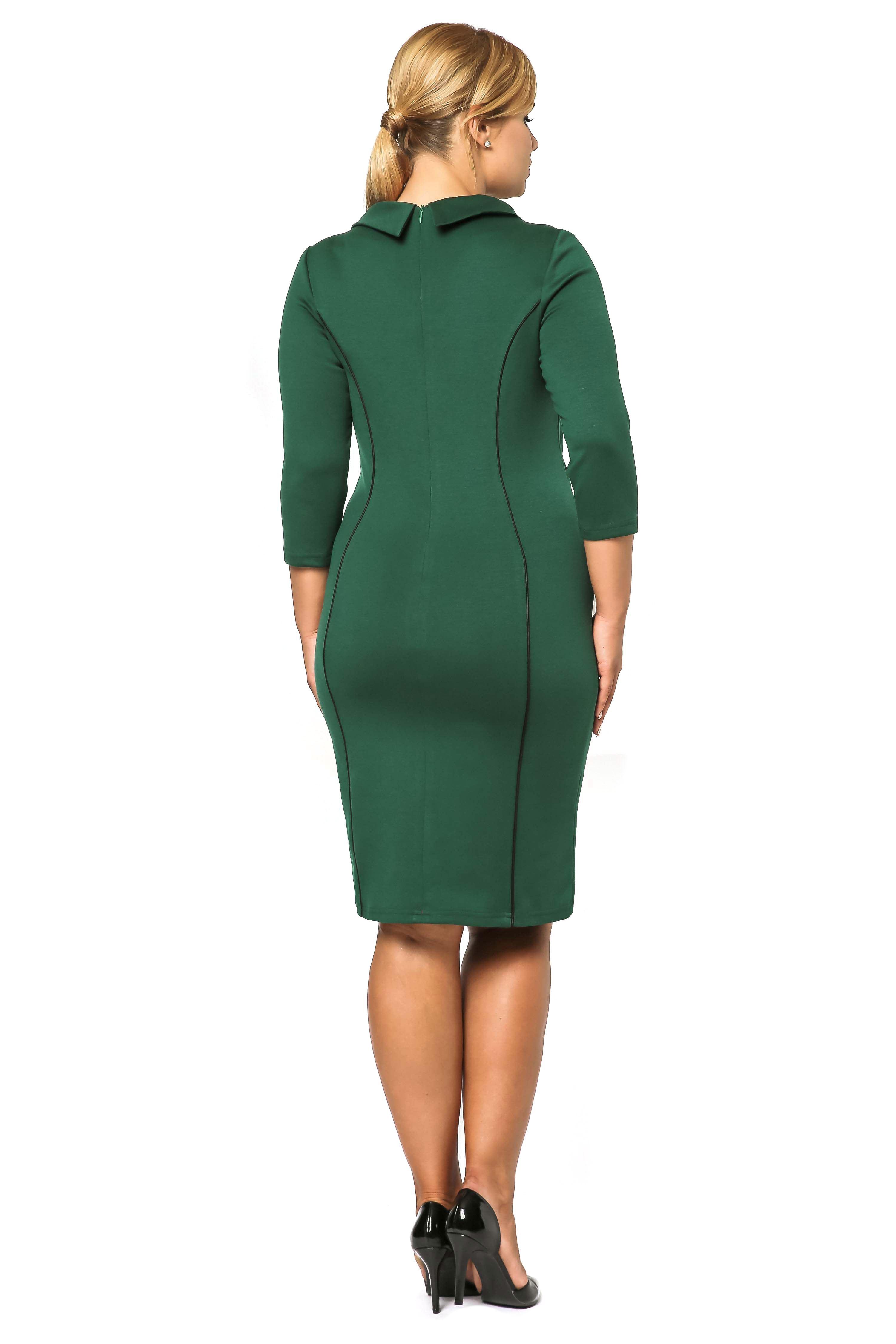 Sukienka Pauline w kolorze zielonym