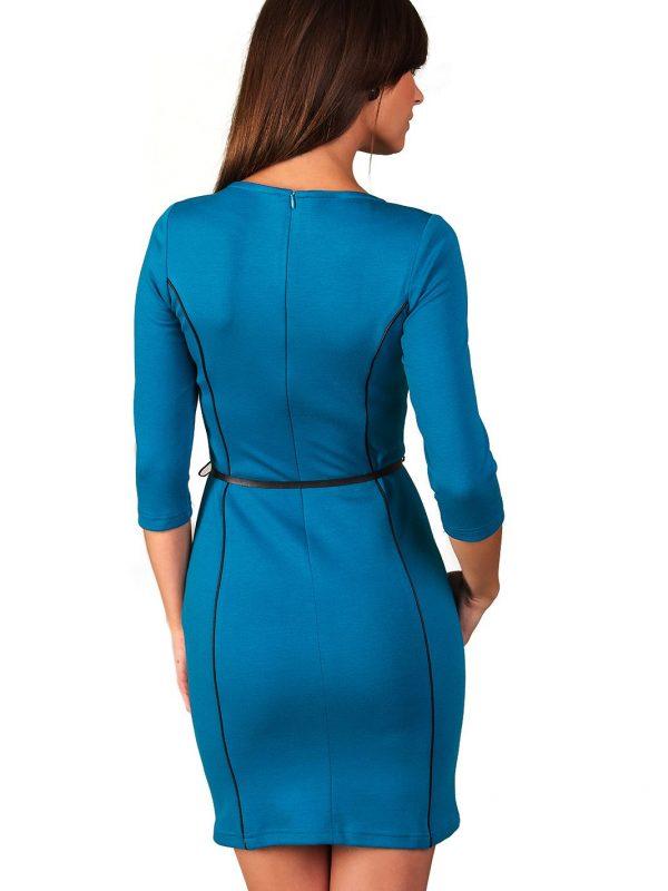 Sukienka Pola w kolorze paryski błękit