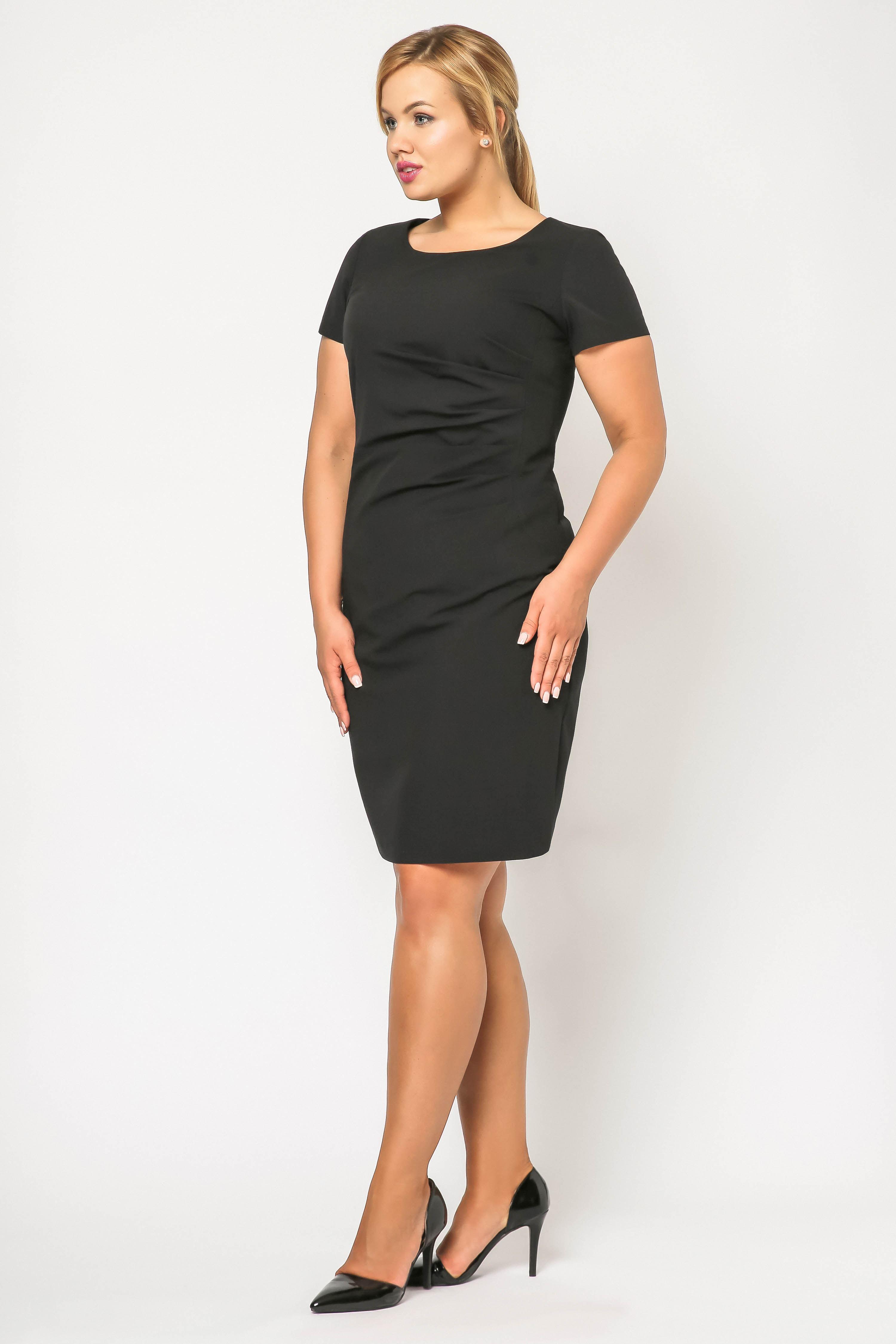 Sukienka Rachela w kolorze czarnym