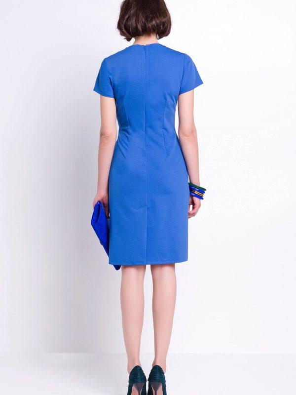Sukienka Rita w kolorze chabrowym