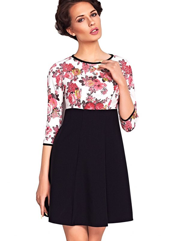 Sukienka Ruth w kwiaty