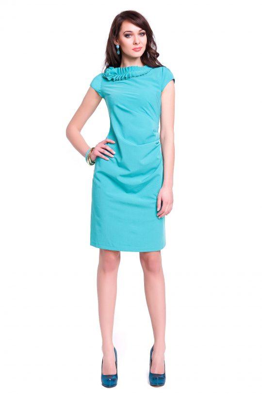 Sukienka Salome w kolorze mięty