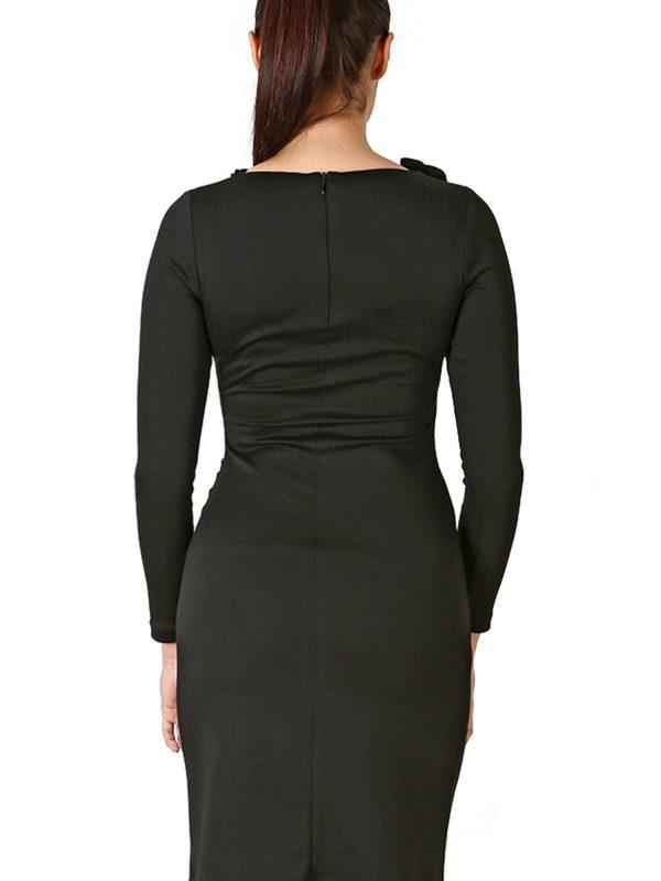 Sukienka Sara w kolorze czarnym