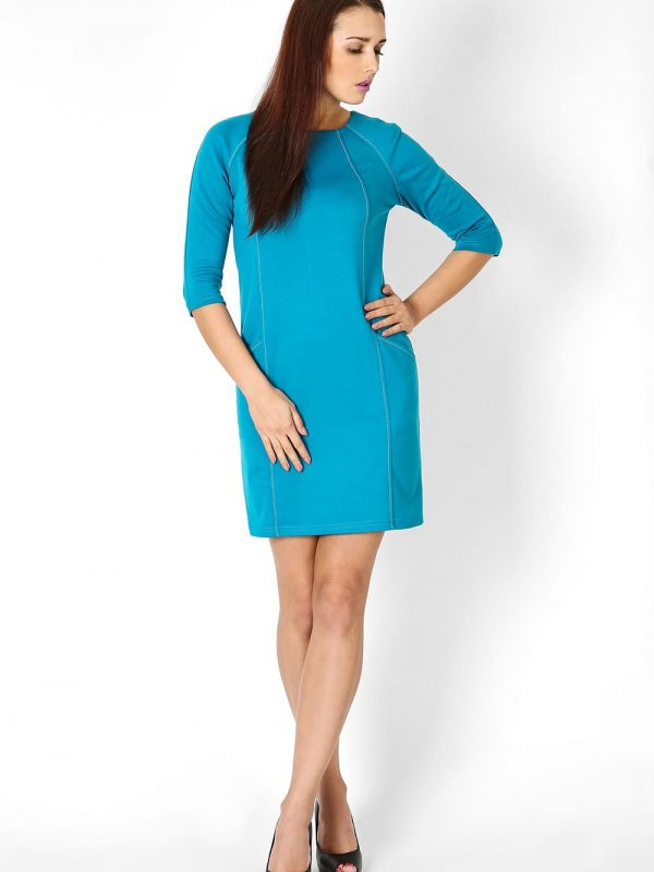 Sukienka Sendy w kolorze popielatym