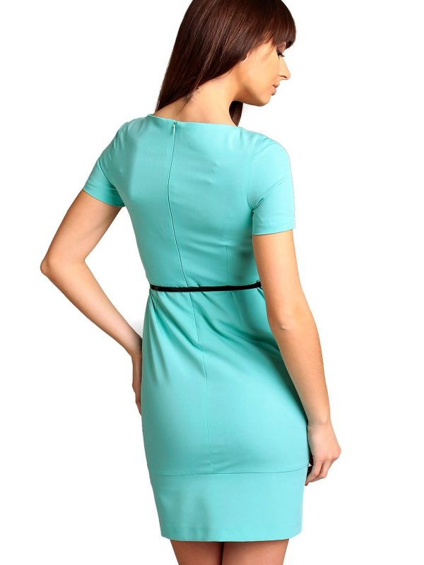 Susanne dress in mint color