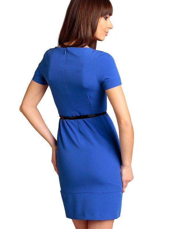 Susanne-Kleid in Kornblumenblau
