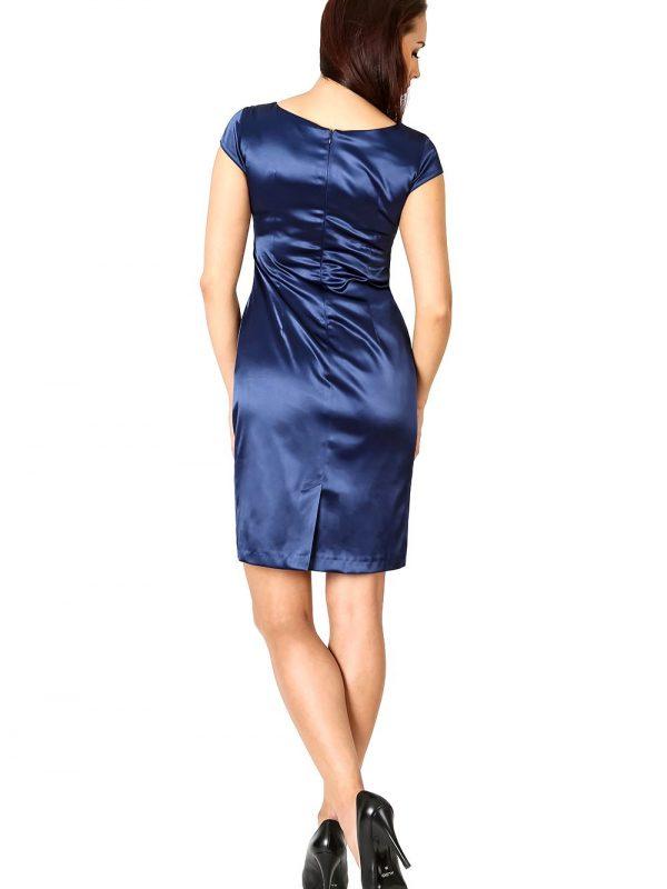 Sukienka Tamara w kolorze granatowym